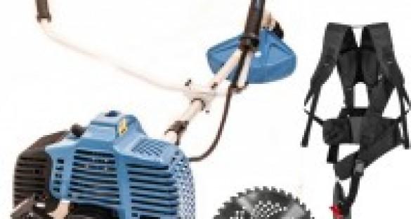 Motocositoarele pot ajuta oamenii in activitatile de gradinarit