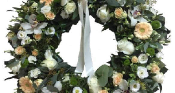 Cum se alege coroana funerara
