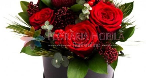 Exprima-ti sentimentele oferind in dar flori