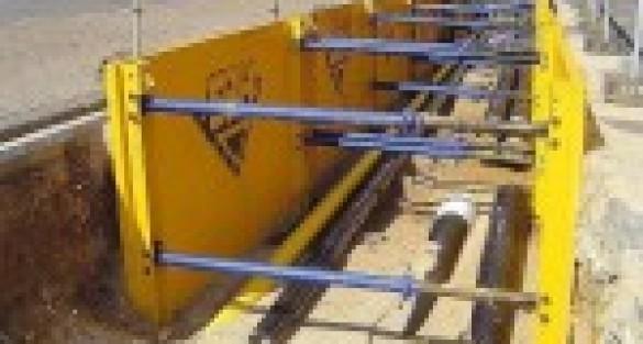 Suporturi pentru sprijiniri maluri in domeniul constructiilor!