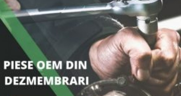 Dezmembrari auto responsabile
