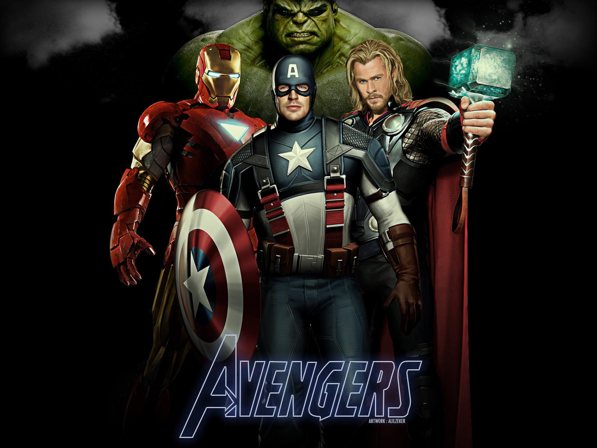 Avengers-Movie-2012-Hd-Wallpaper-1