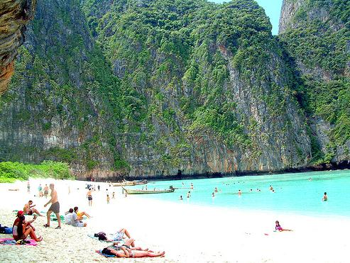 insulele-phi-phi-ko-phi-phi-beach-thailanda